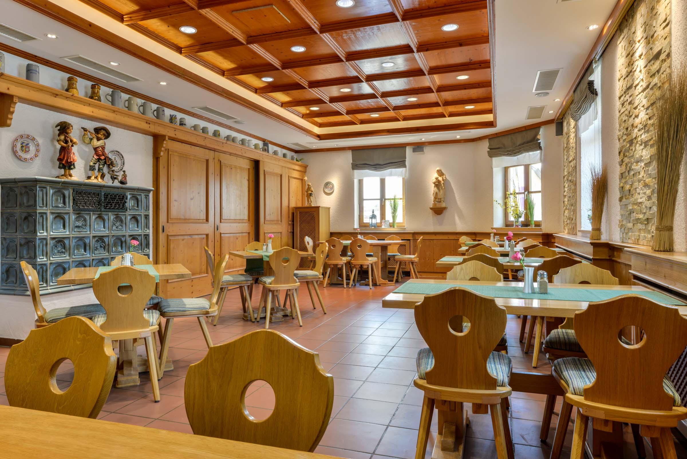 Bayrisches Restaurant am Flughafen München