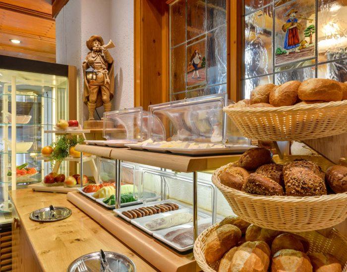 Hotel Nagerl - breakfast buffet