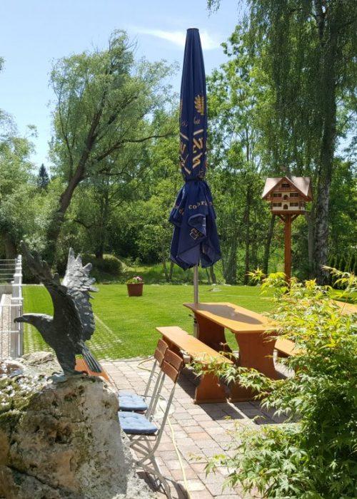 Nagerl beer garden