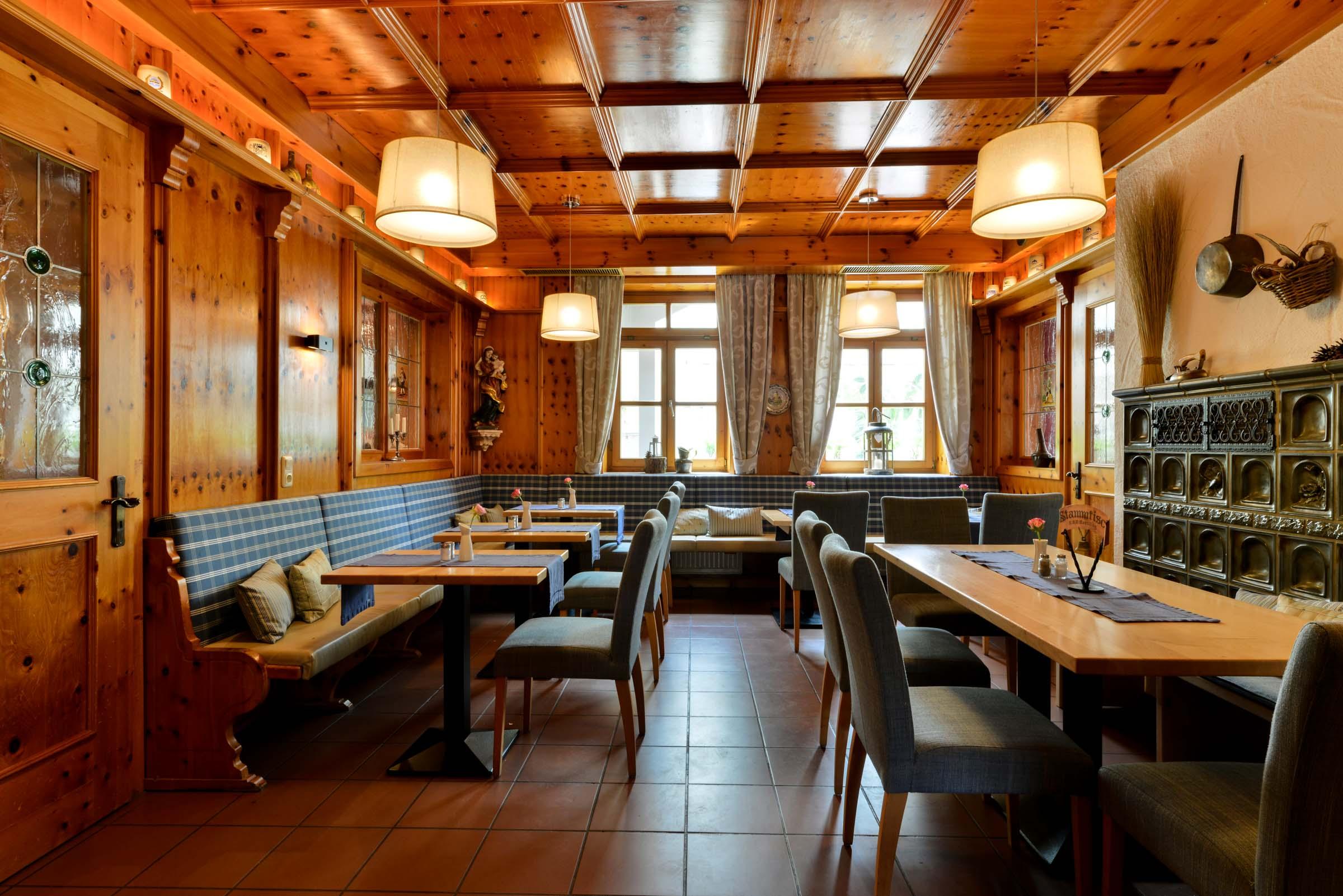 Hotel Nagerl Bavarian restaurant at Munich Airport