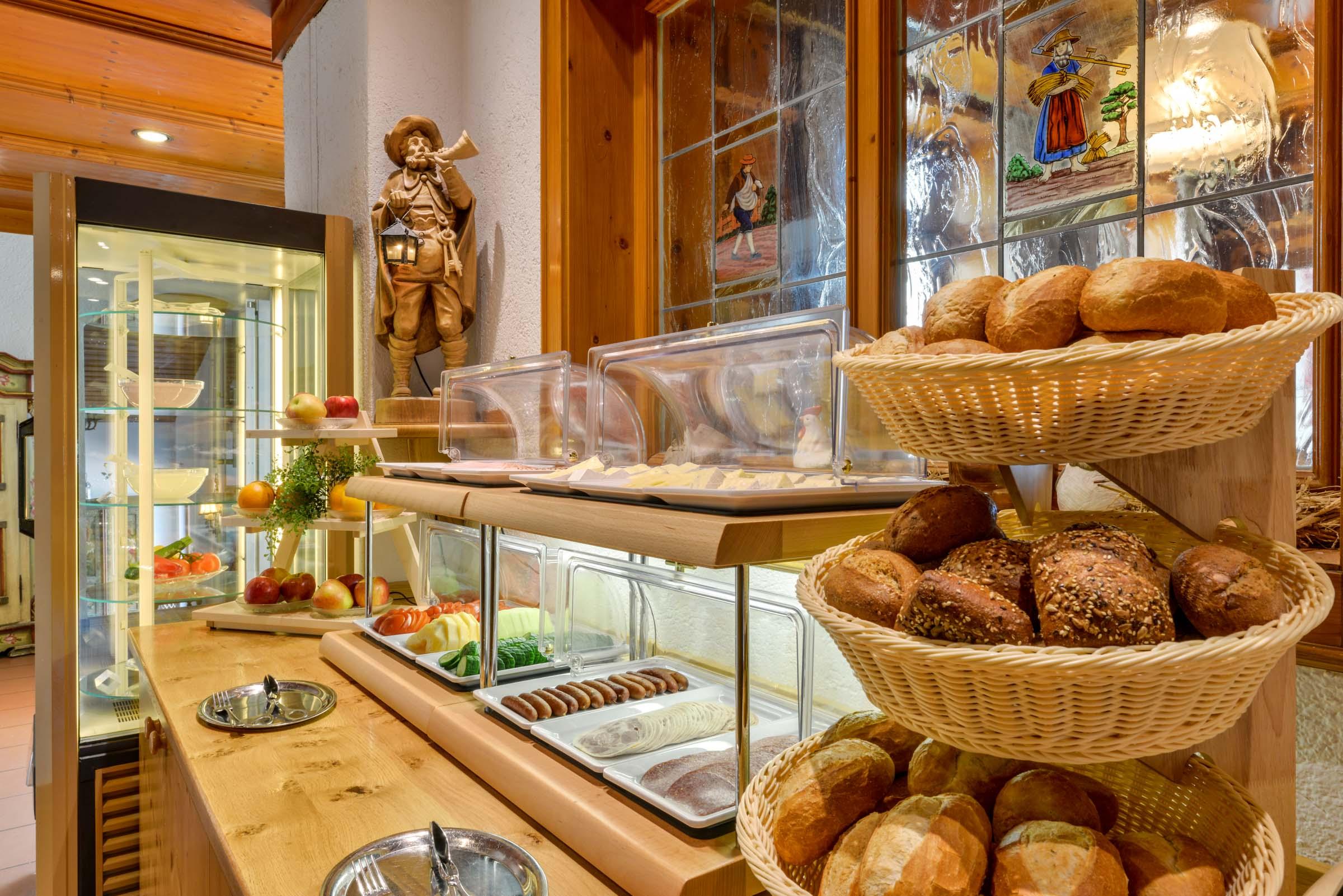 Gasthof Nagerl - Frühstück Buffet
