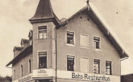 Hotel Nagerl history