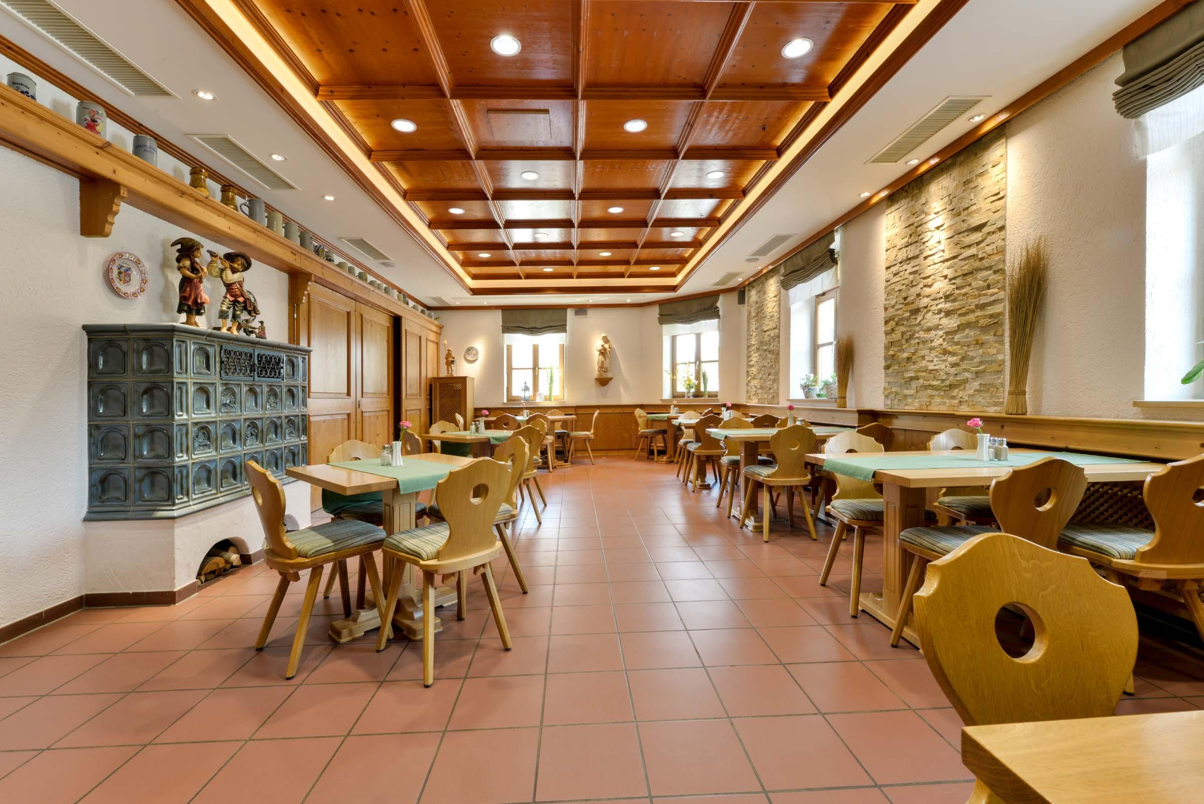 Nagerl - Bavarian restaurant at Munich Airport